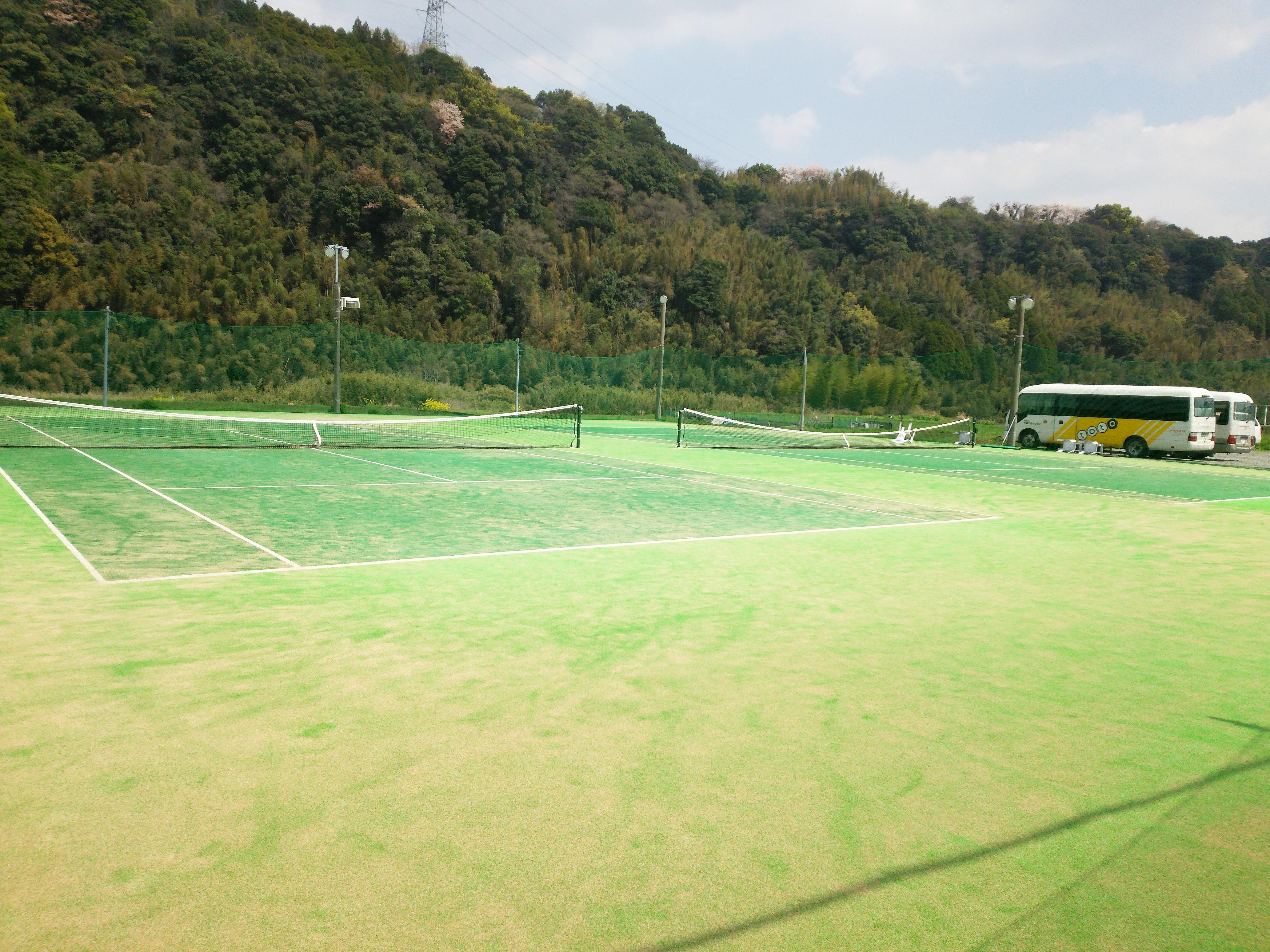 Nスポーツクラブ テニスコート