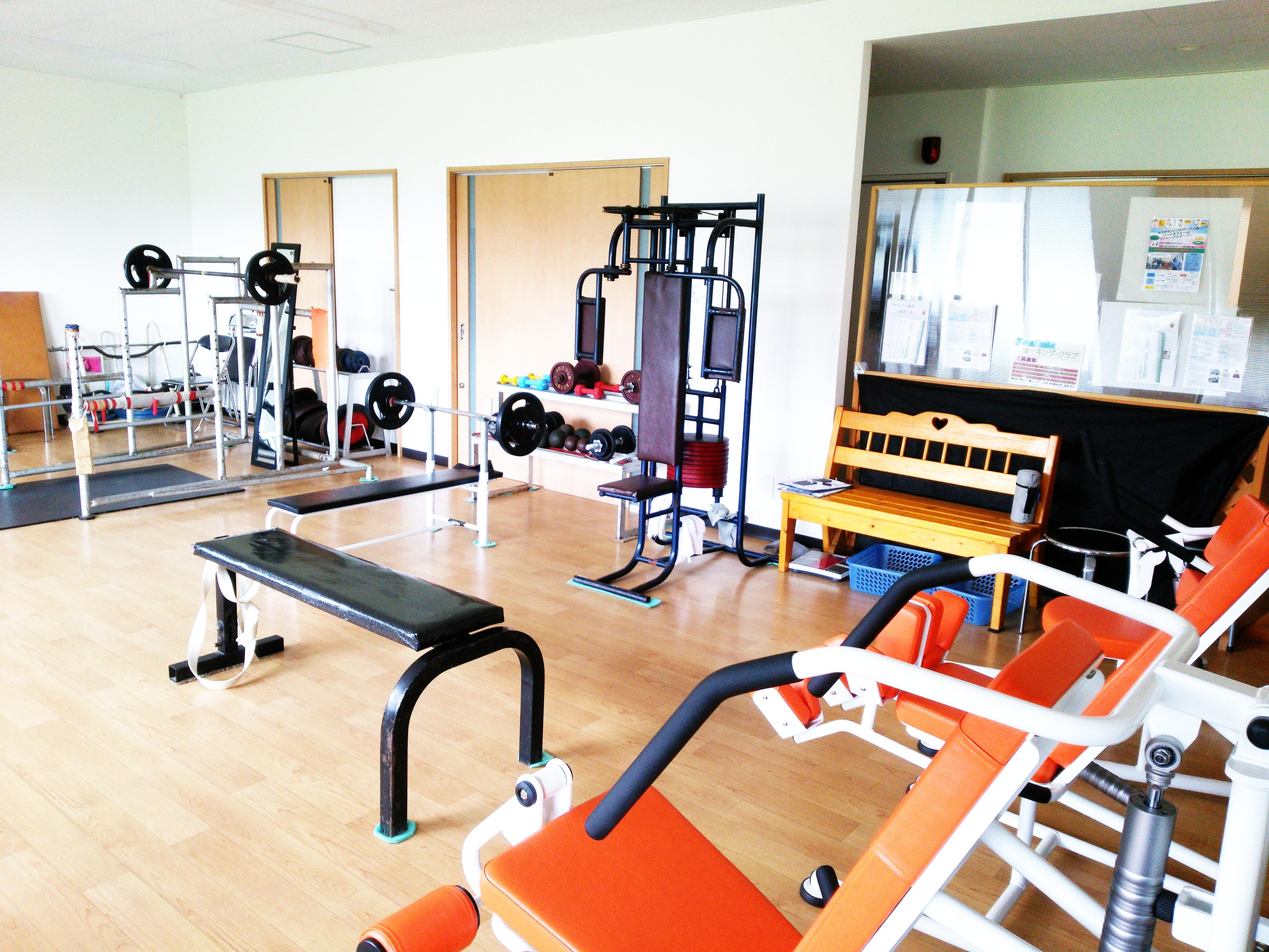 Nスポーツクラブ トレーニングルーム
