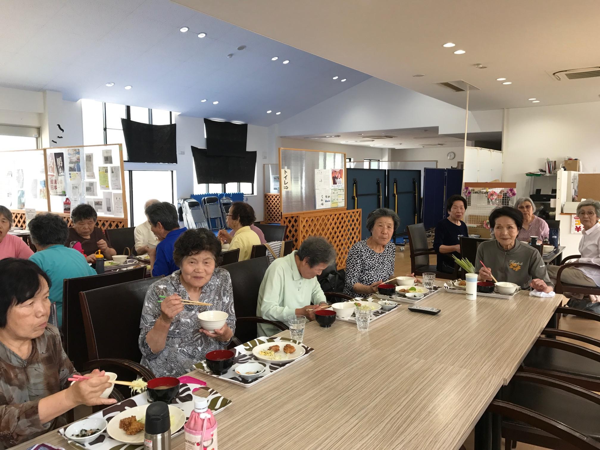 生き生き元気教室栄養講座(Nスポーツクラブ)