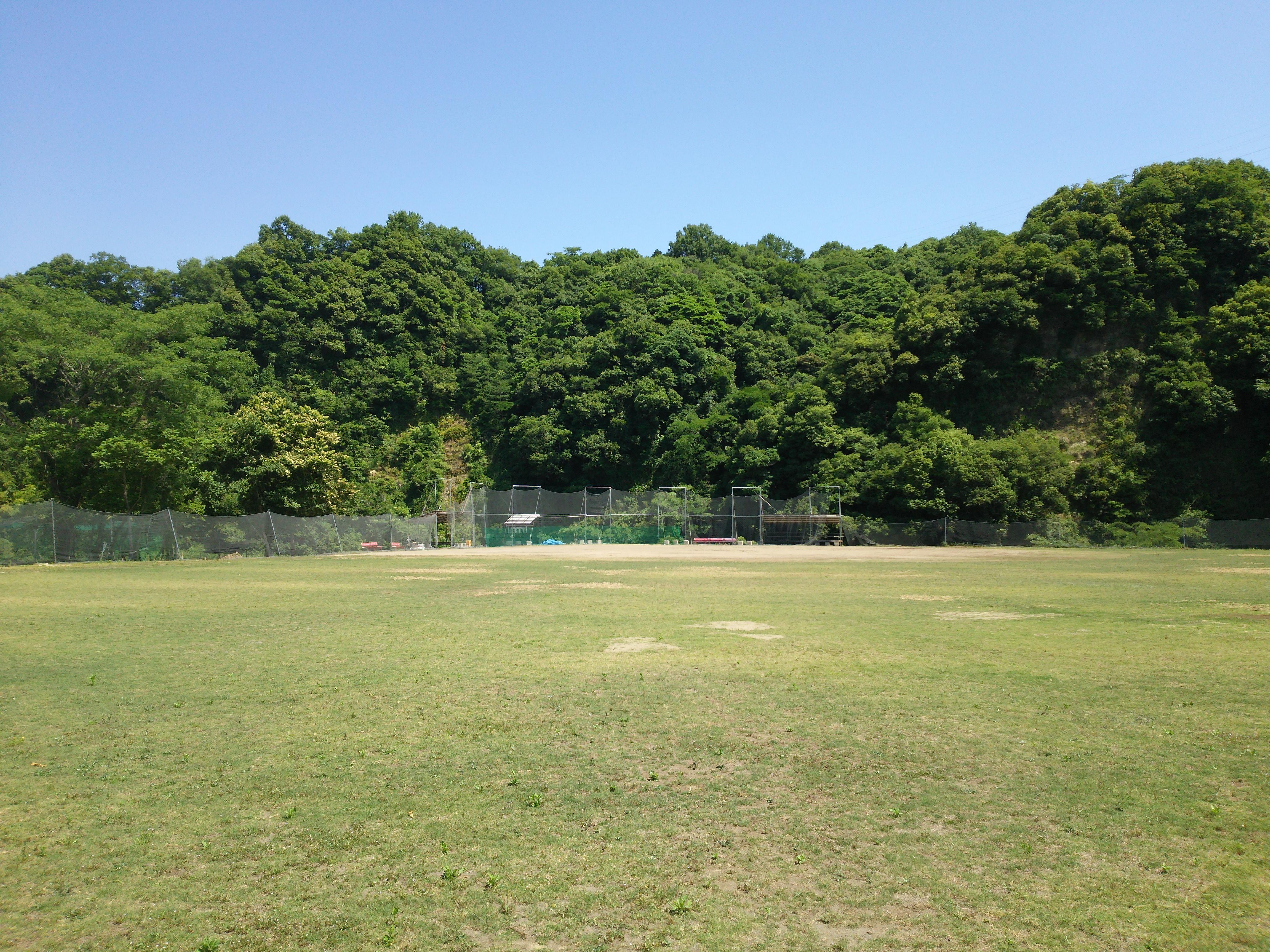 Nスポーツクラブ 野球場