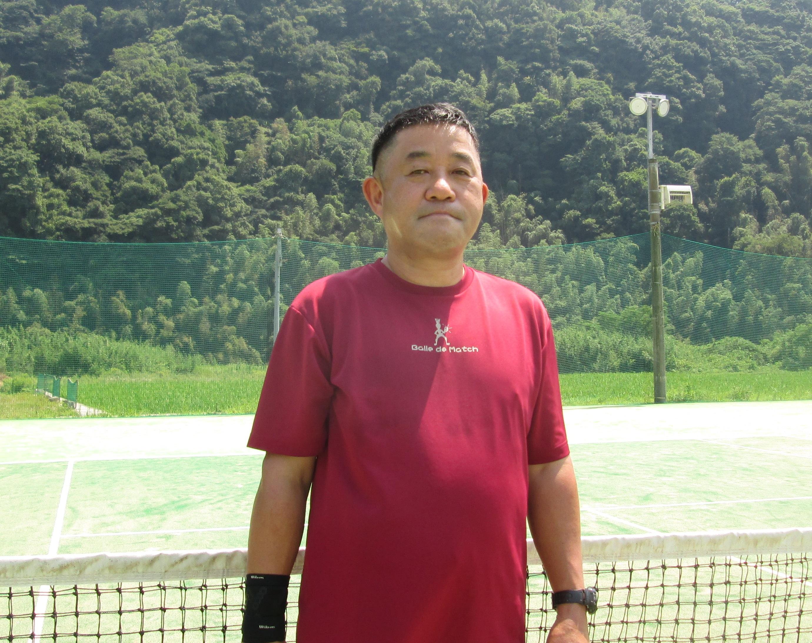 主婦テニス指導者:テニス工房山下