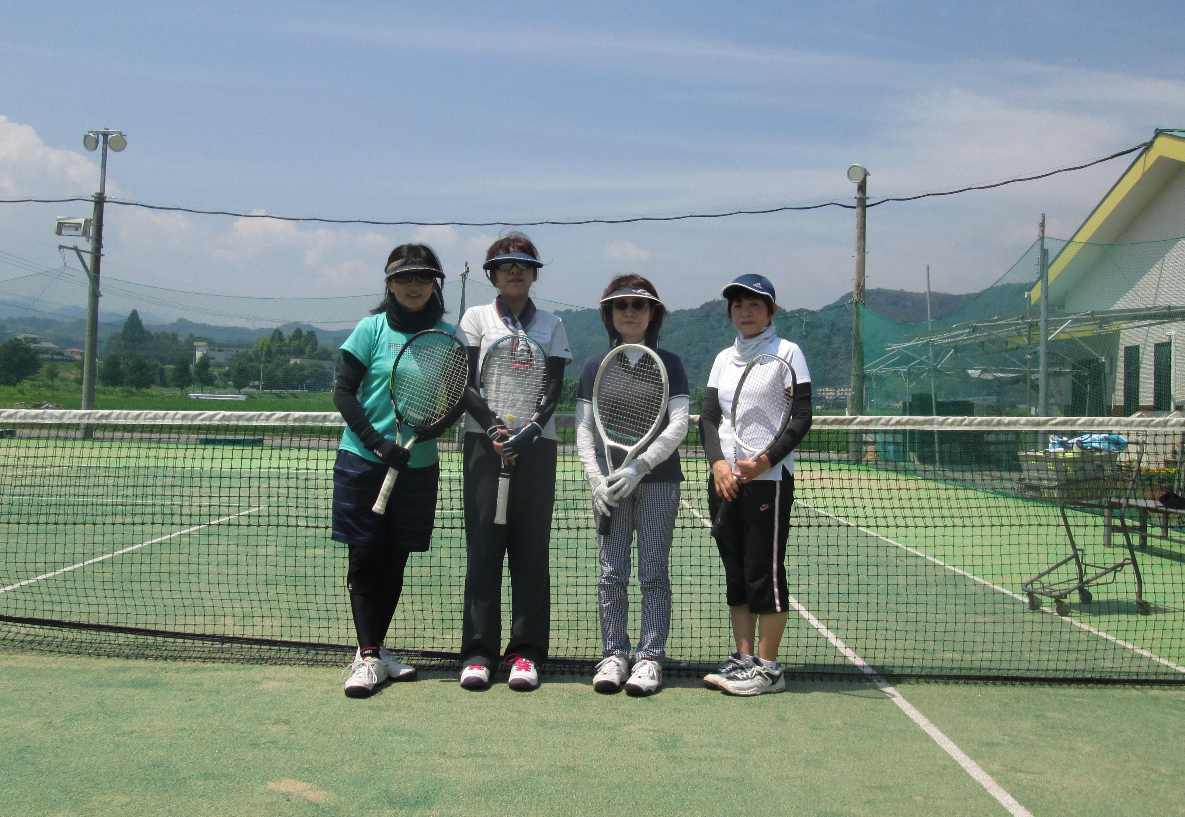 主婦テニス(Nスポーツクラブ)